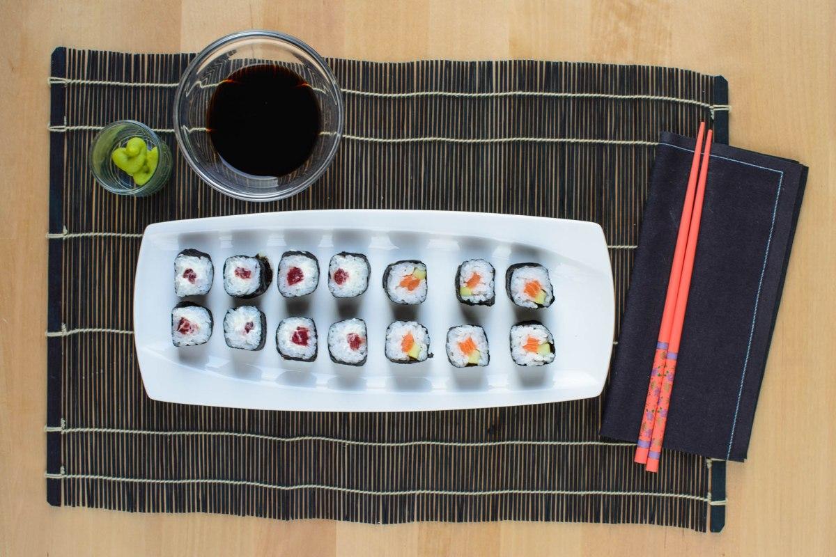 Sushi (Makis-Hosomakis)